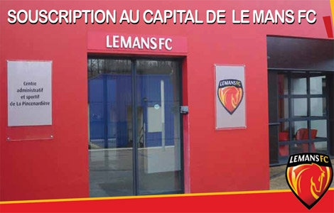 Information Virage Sud : Grande Souscription