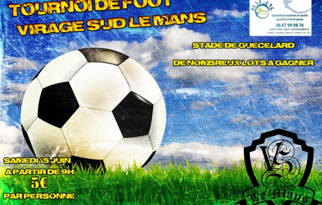 Ev�nement Virage Sud : Tournoi de Foot